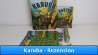 Karuba - Rezension Titel